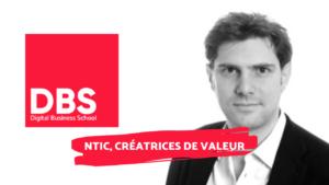 Pas de doute, ce sont les NTIC qui créent le plus de valeur !